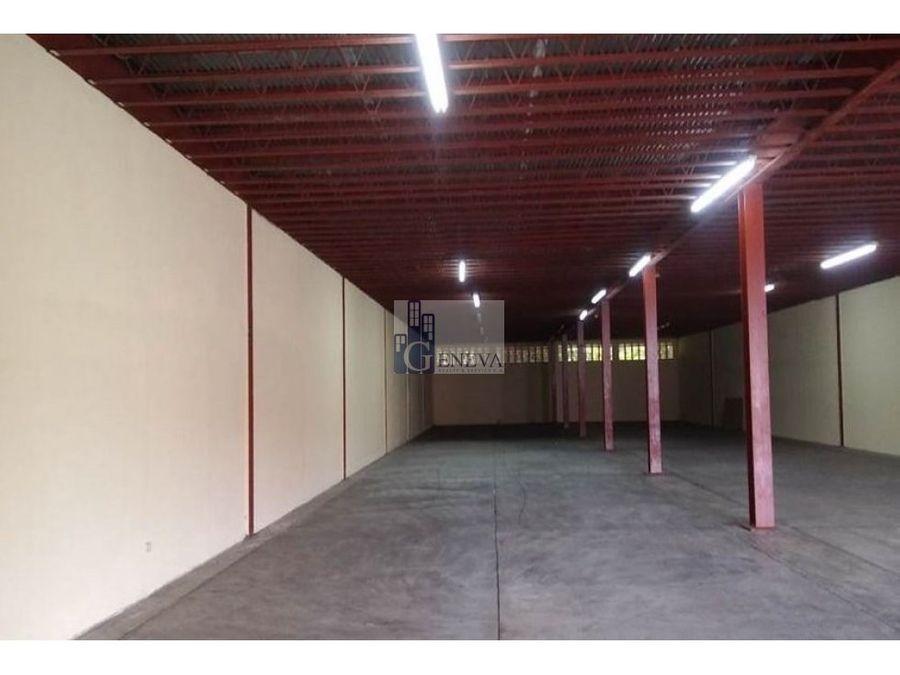 amplia galera ubicada en el crisol id 12070