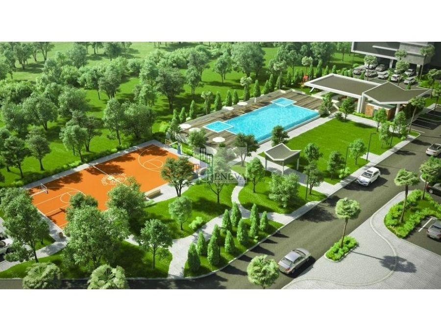apartamento en condado gardens