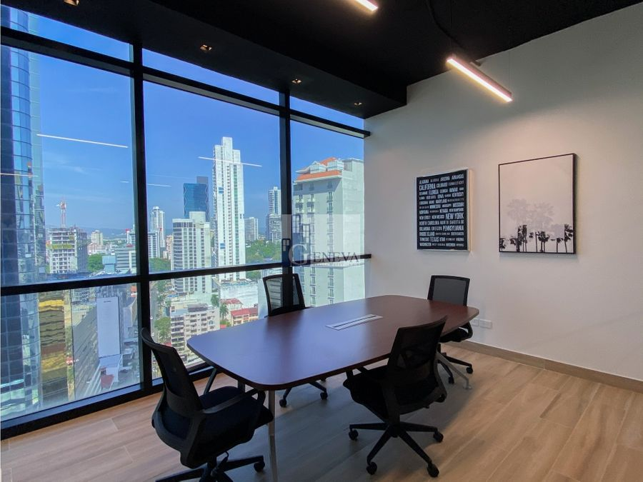 oficina en tower bank calle 50 id 12684