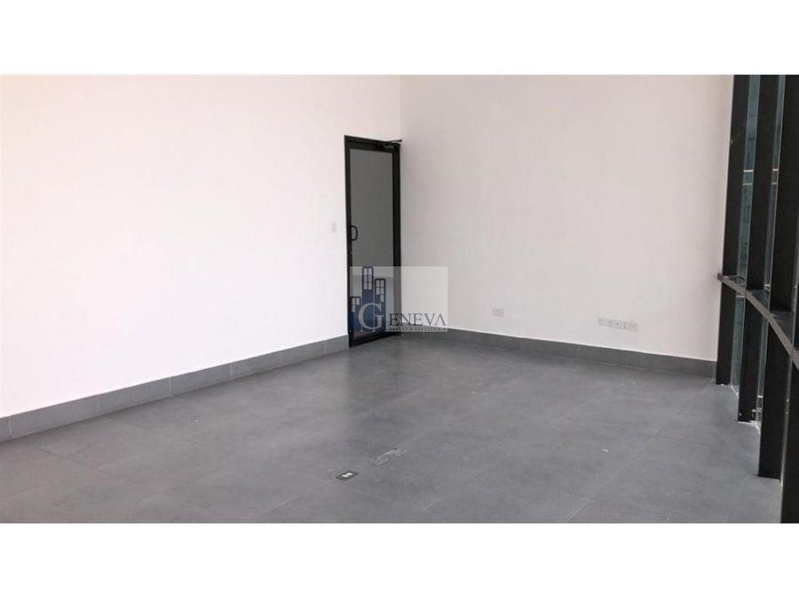 oficina en alquiler en torre generali obarrio
