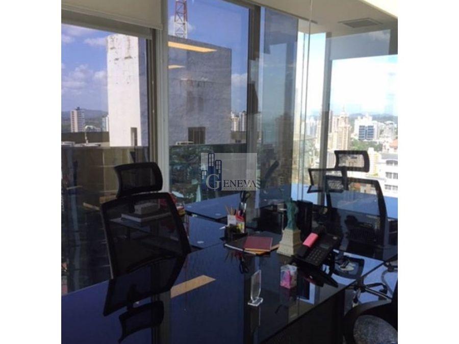 oficina en alquiler en ph twist tower id 12358