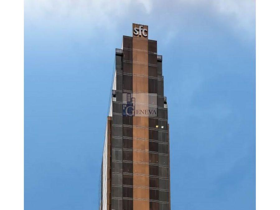 oficina en sfc tower en obarrio id 12373