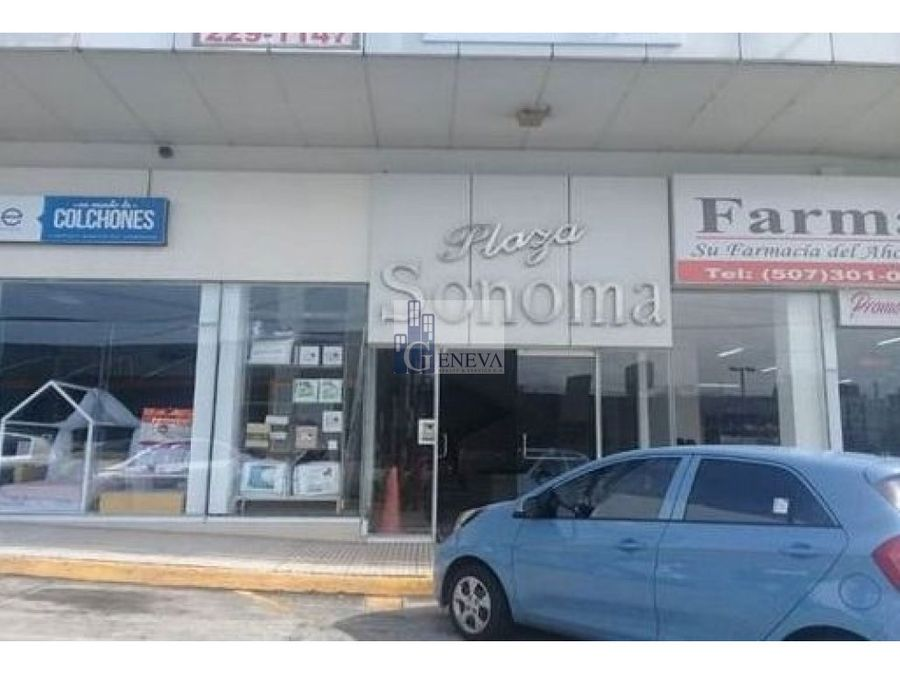 oficina en plaza sonoma calle 50 id 12074
