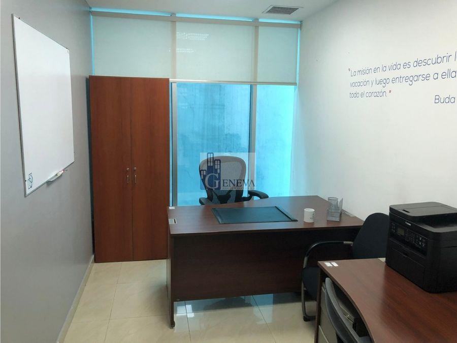 oficina en torre banesco marbella id 12744
