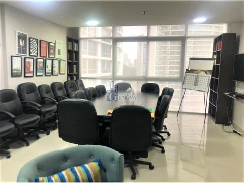 oficina en colores de bella vista id 12749