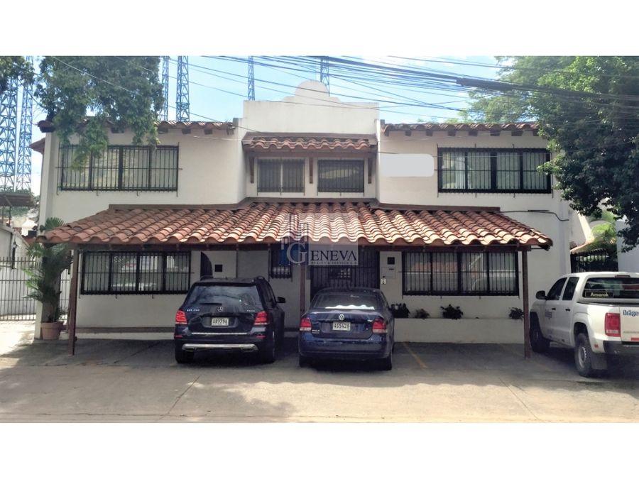 local duplex en obarrio 12762