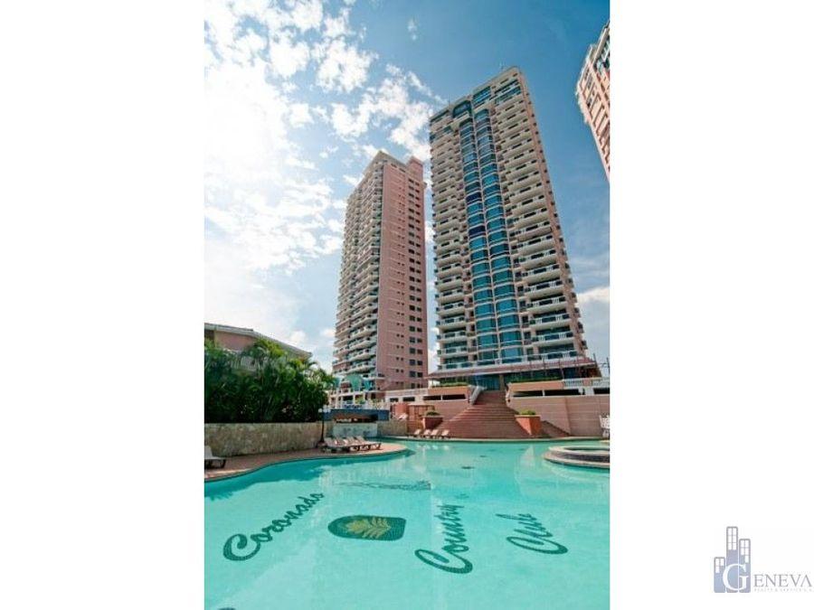 apartamento en coronado country club torre 300