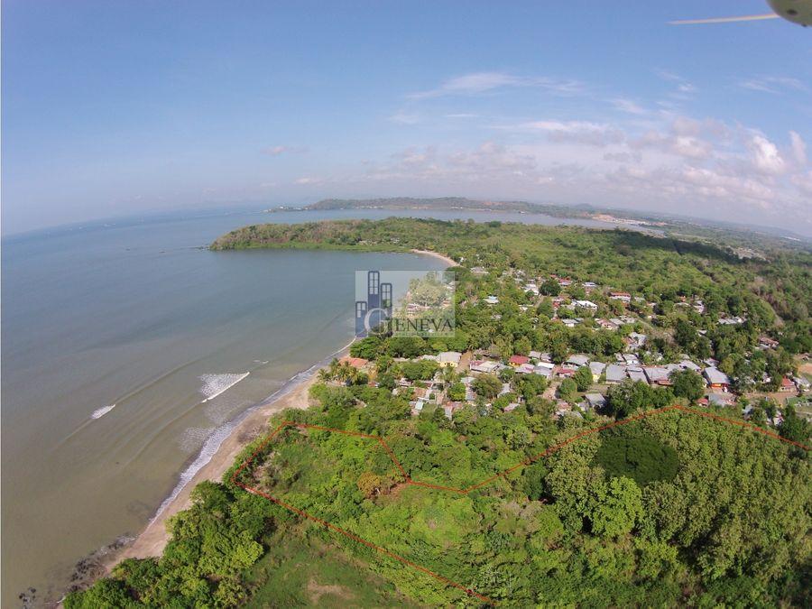 terreno frente al mar en veracruz id 12354