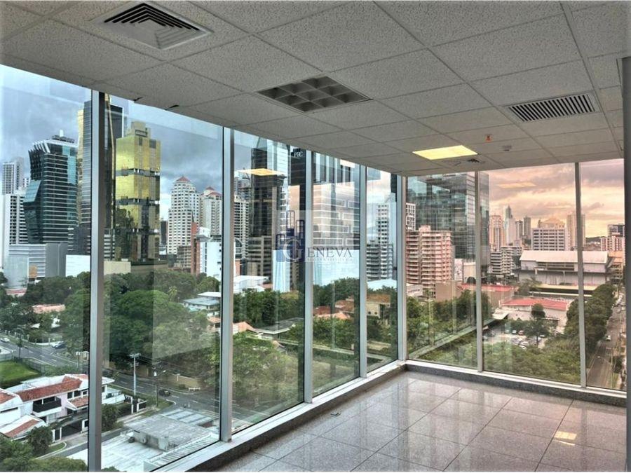 oficina en office one obarrio id 12750