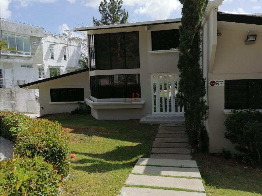 se vende casa mansion en las cumbres