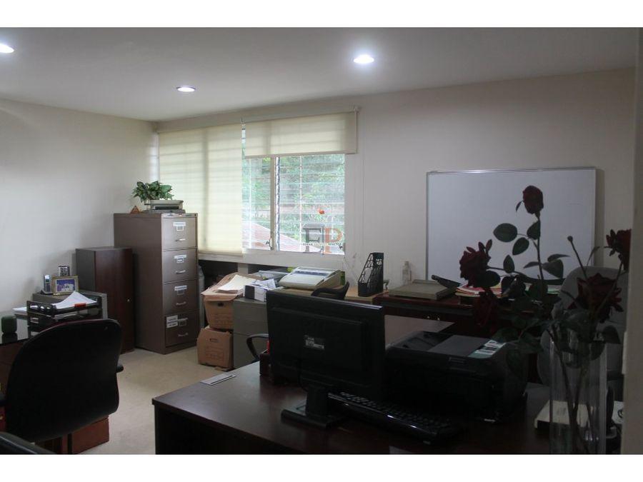 se vende casa acondicionada para oficina bethania