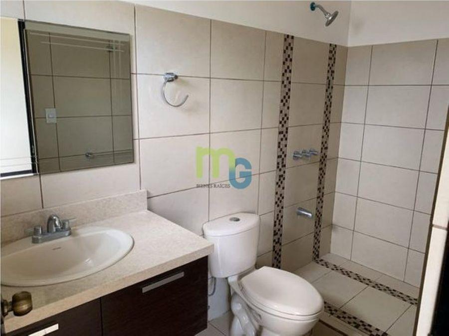 alquiler de apartamento en condominio en tres rios
