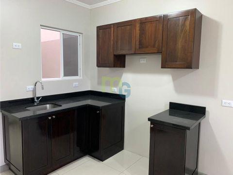 alquiler de apartamento en condominio en sabanilla