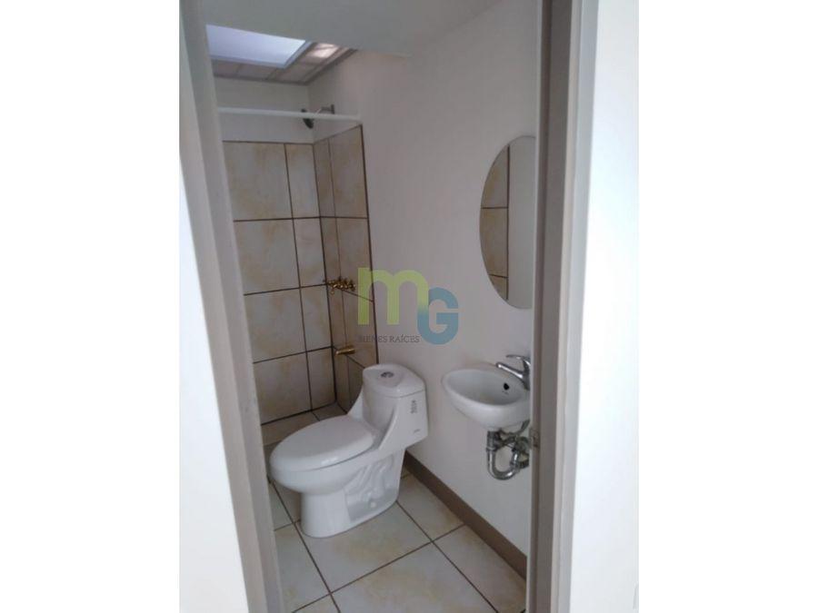 alquiler de apartamento en condominio en rohrmoser