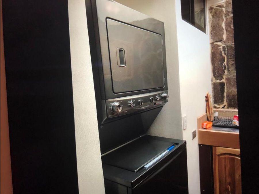 alquiler de apartamento amueblado en curridabat