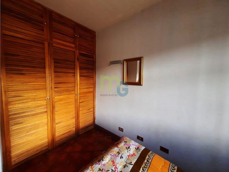 alquiler de casa en residencial en curridabat
