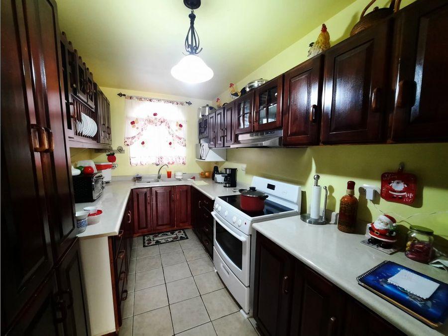 venta de casa en santo domingo de heredia