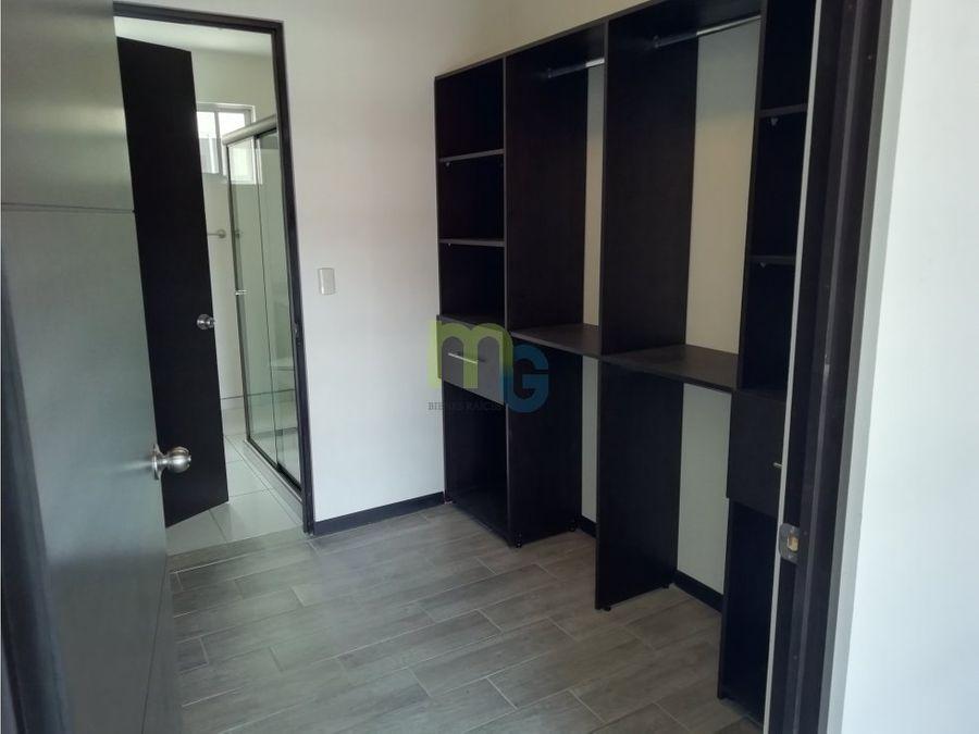 alquiler de apartamento en condominio en curridabat