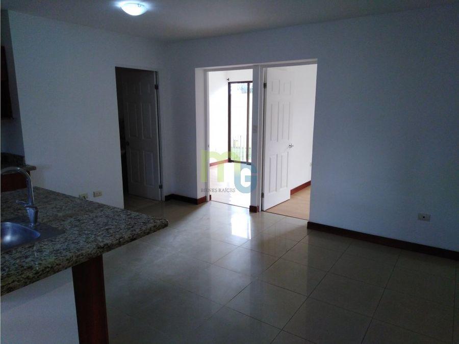 venta de apartamento en san pablo de heredia