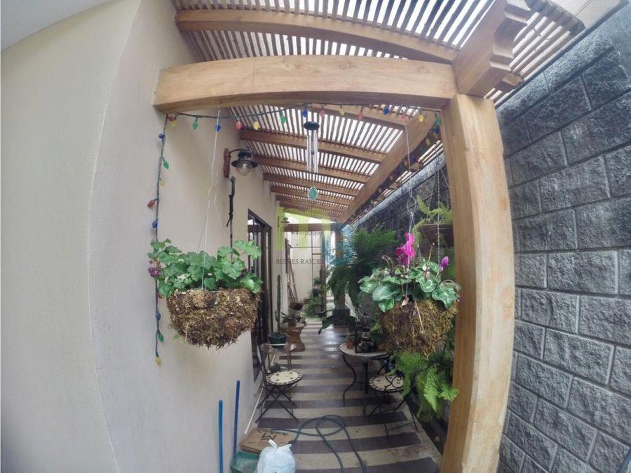 venta de casa de una planta en cartago tejar
