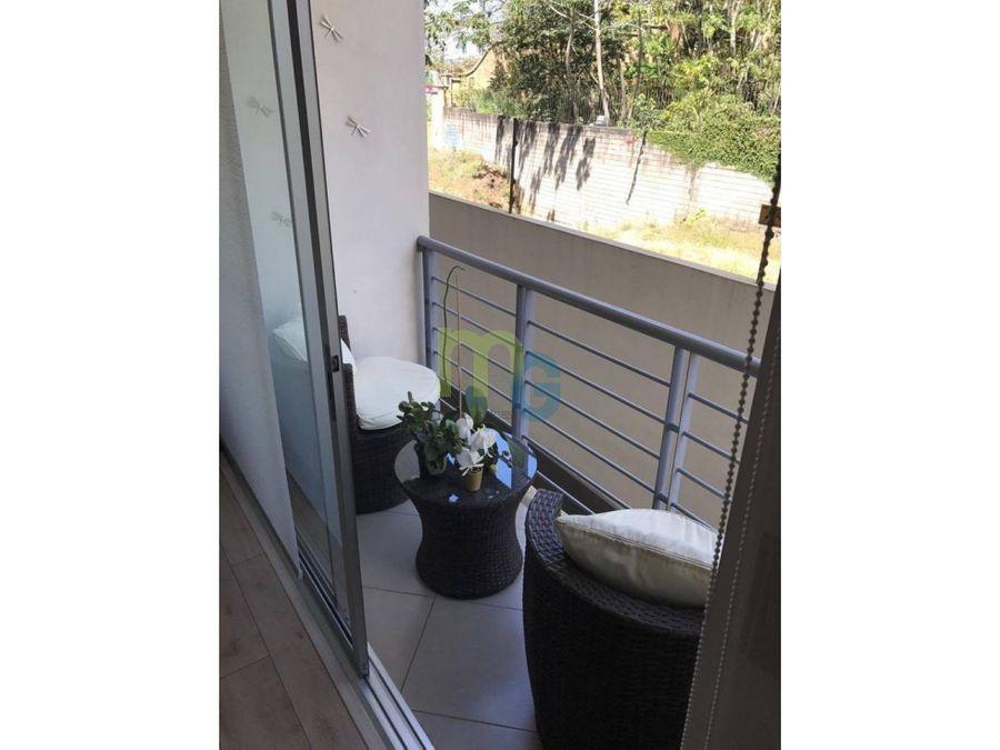 alquiler de apartamento en condominio en pinares