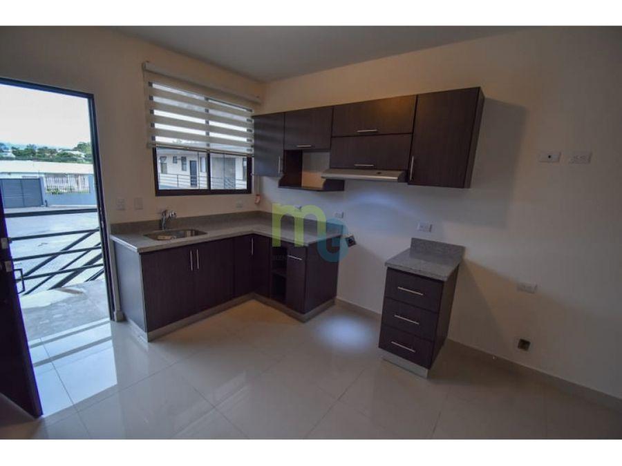 alquiler de apartamento en condominio sabanilla