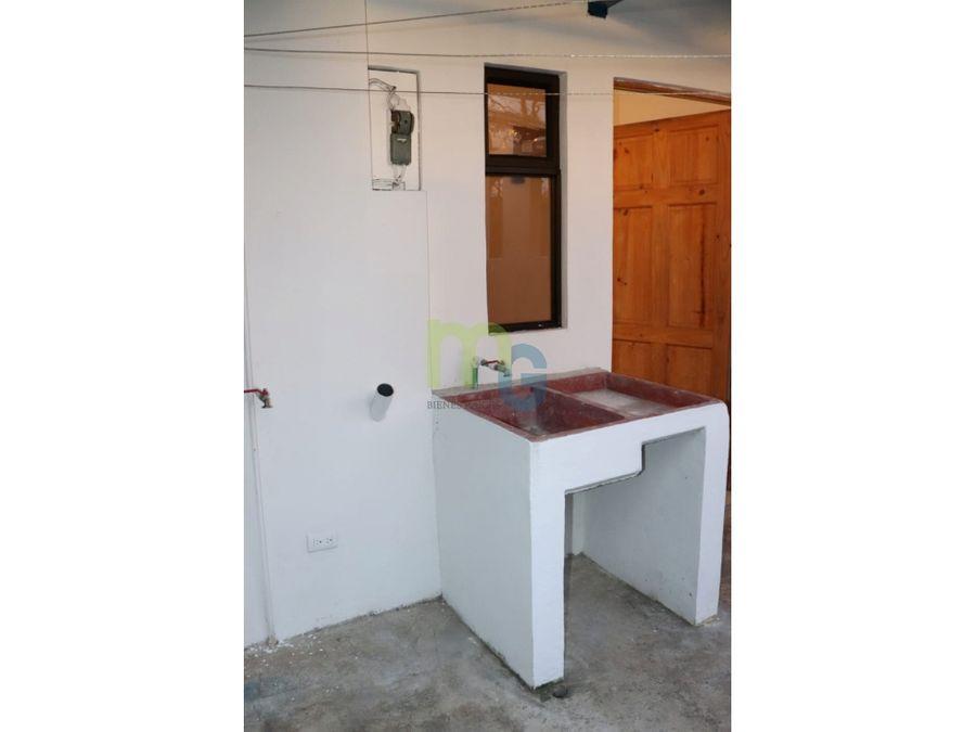 alquiler de apartamento en san francisco de dos rios