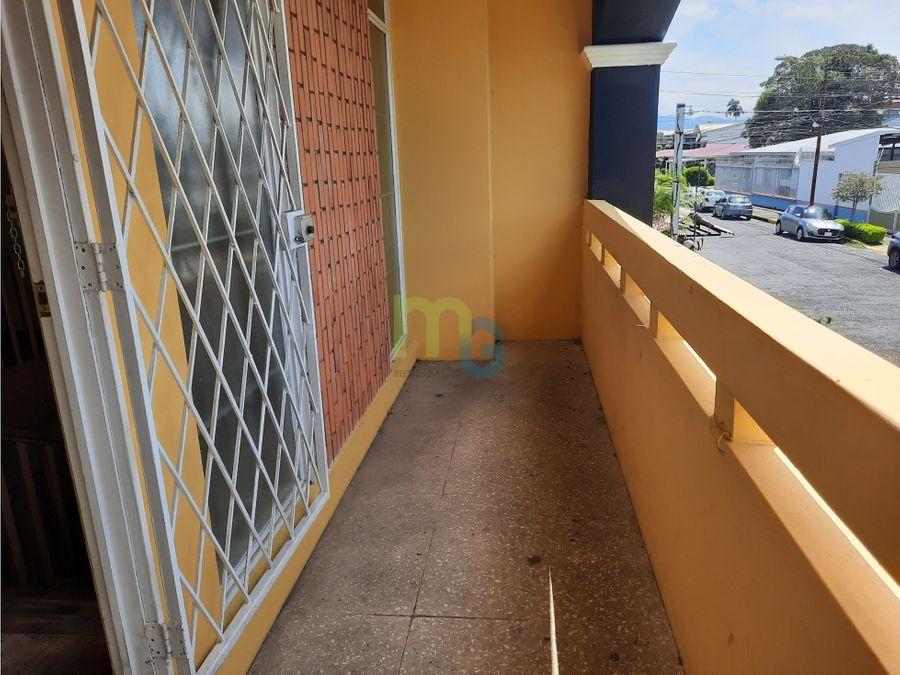 alquiler de casa comercial en barrio escalante
