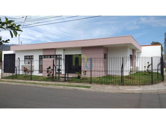 venta de casa de una planta en cartago
