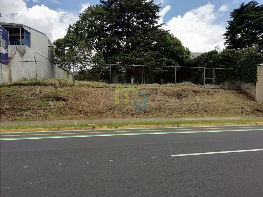 venta de terreno uso de suelo mixto en barrio dent
