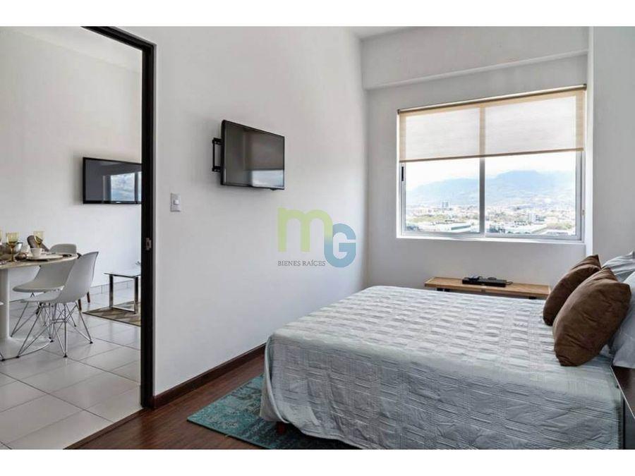 venta de apartamento para estrenar en heredia