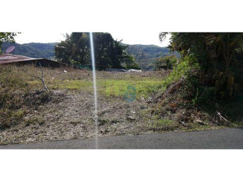 venta de terreno en san mateo alajuela