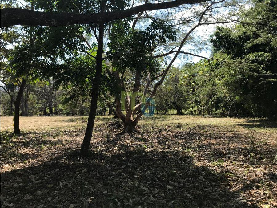 venta de terreno en condominio en orotina