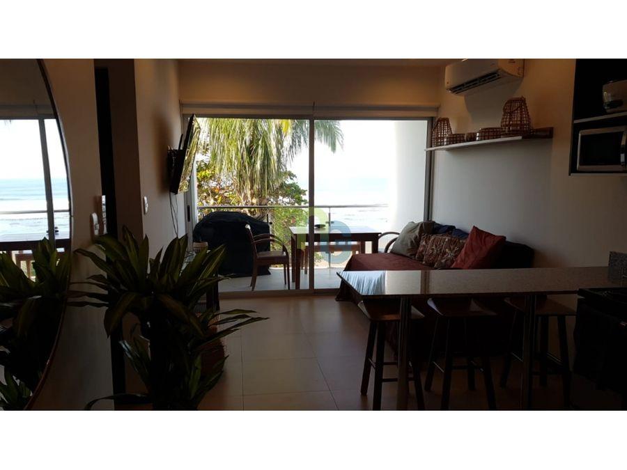 venta de apartamento en condominio en playa bejuco puntarenas