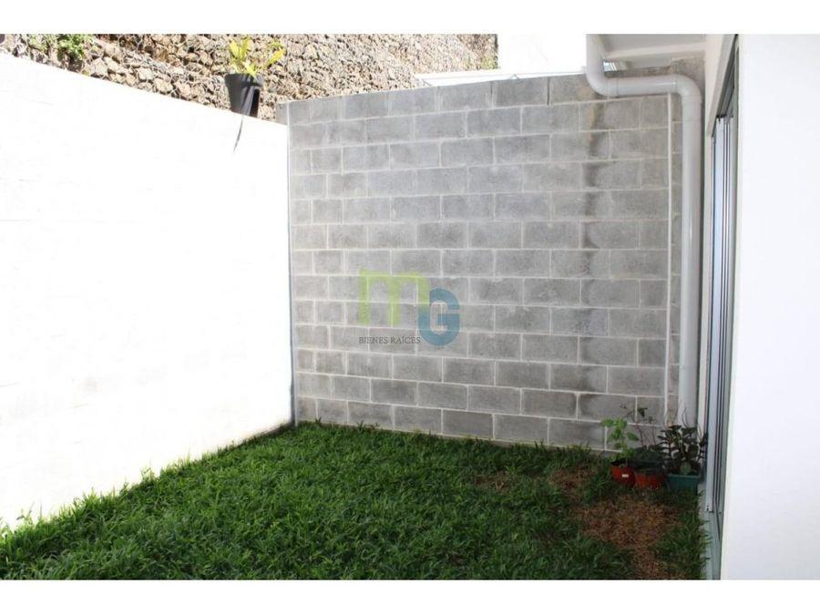 alquiler de casa en condominio en curridabat