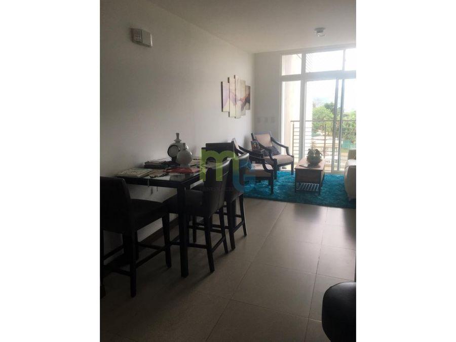 venta de apartamento con linea blanca en condominio curridabat
