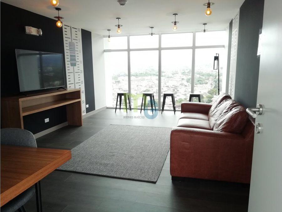 alquiler de apartamento amueblado en condominiocurridabat