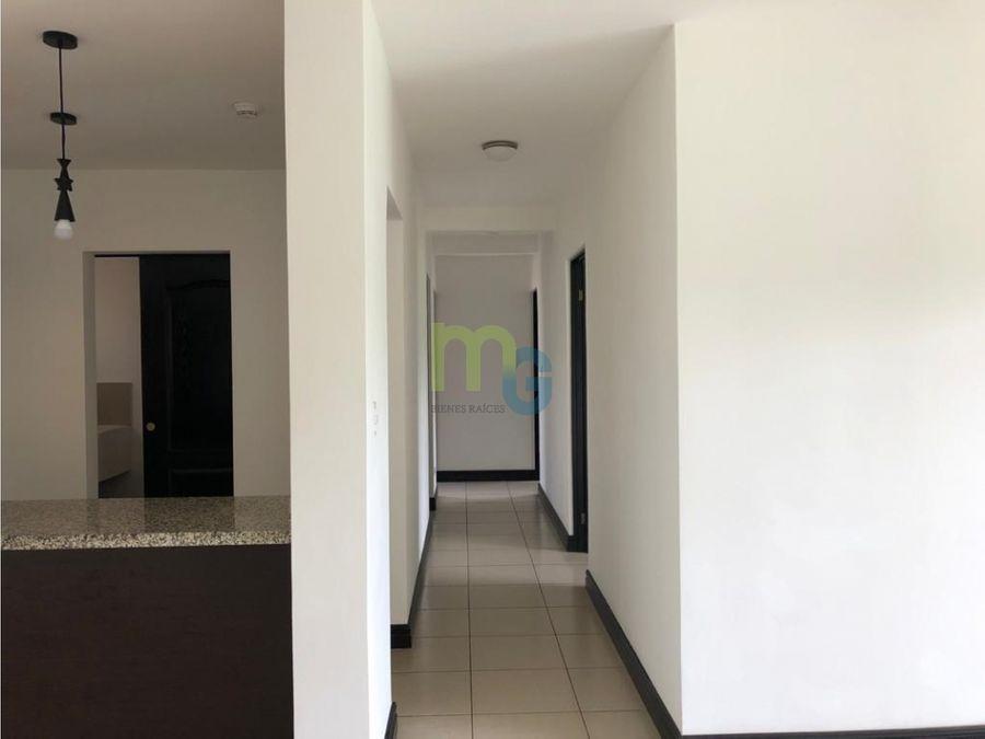 alquiler de apartamento en condominio tres rios