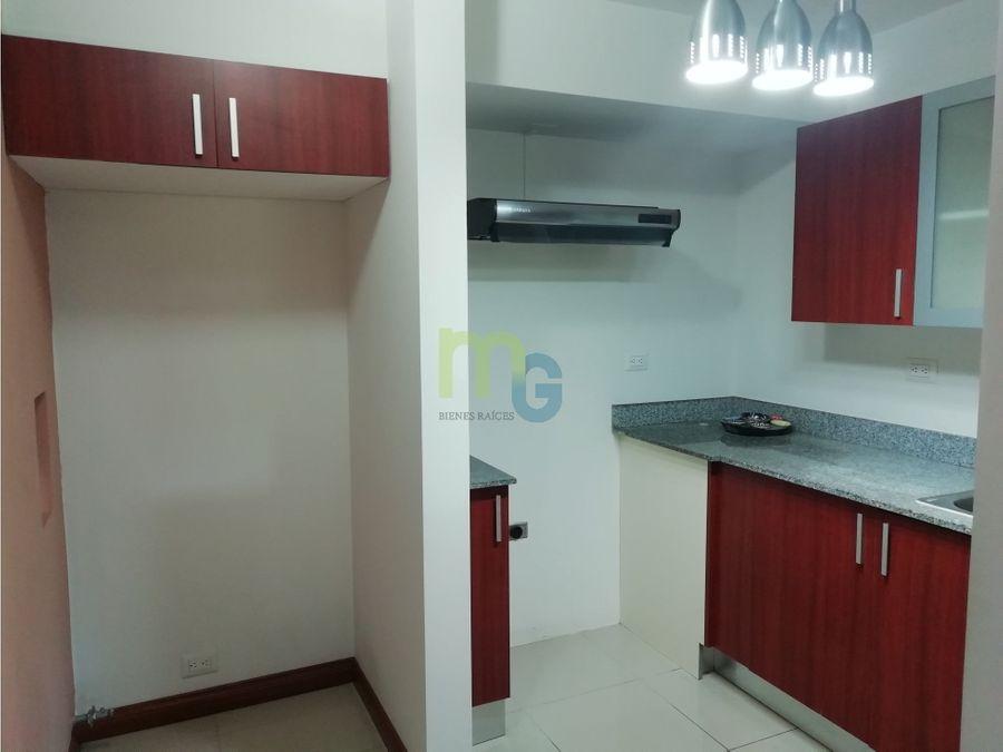 venta de apartamento en condominio en san pablo de heredia