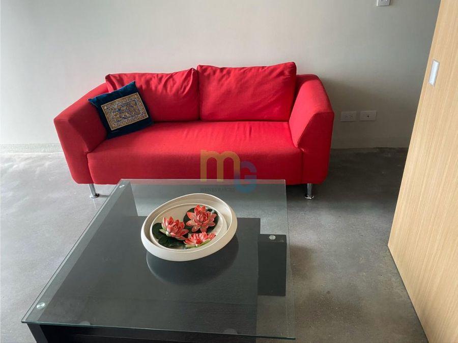venta de apartamento en condominio en san pedro