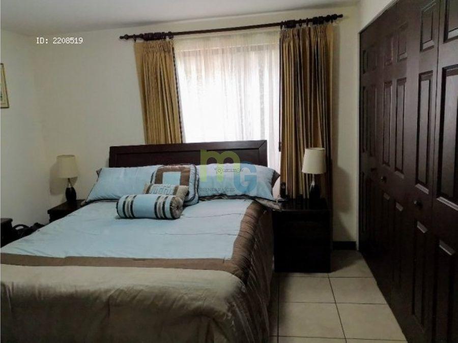 venta de apartamento en condominio en tibas