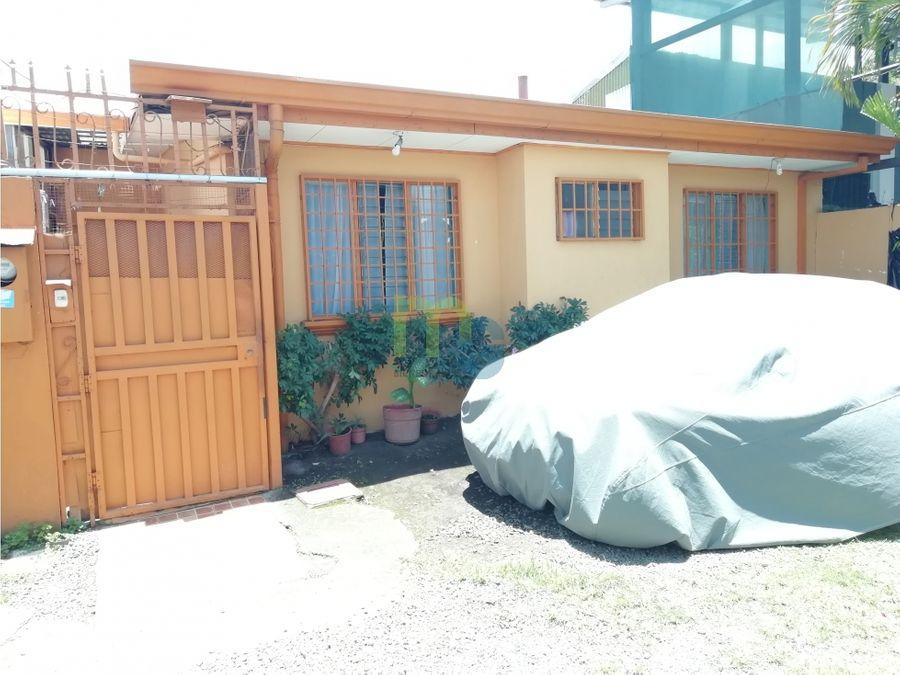 venta de casa de una planta en zapote