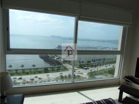 alquilo apartamento amoblado en vista del mar