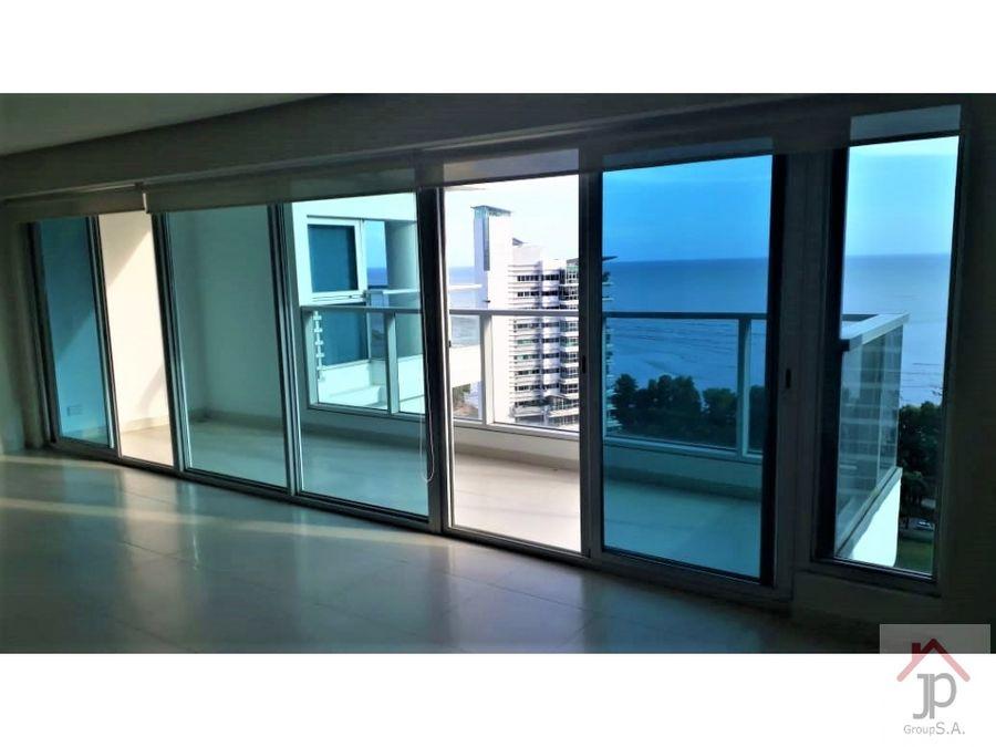 alquilo apartamento vista al mar costa del este