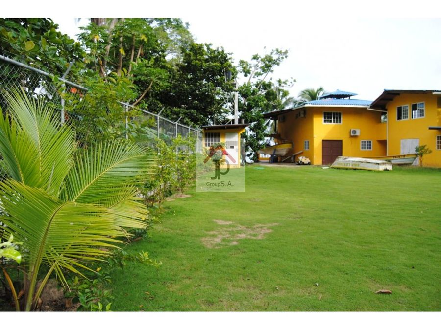 vendo casa frente al mar en la guaira