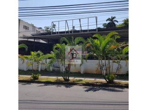 alquilo terreno cerca de la universidad de panama