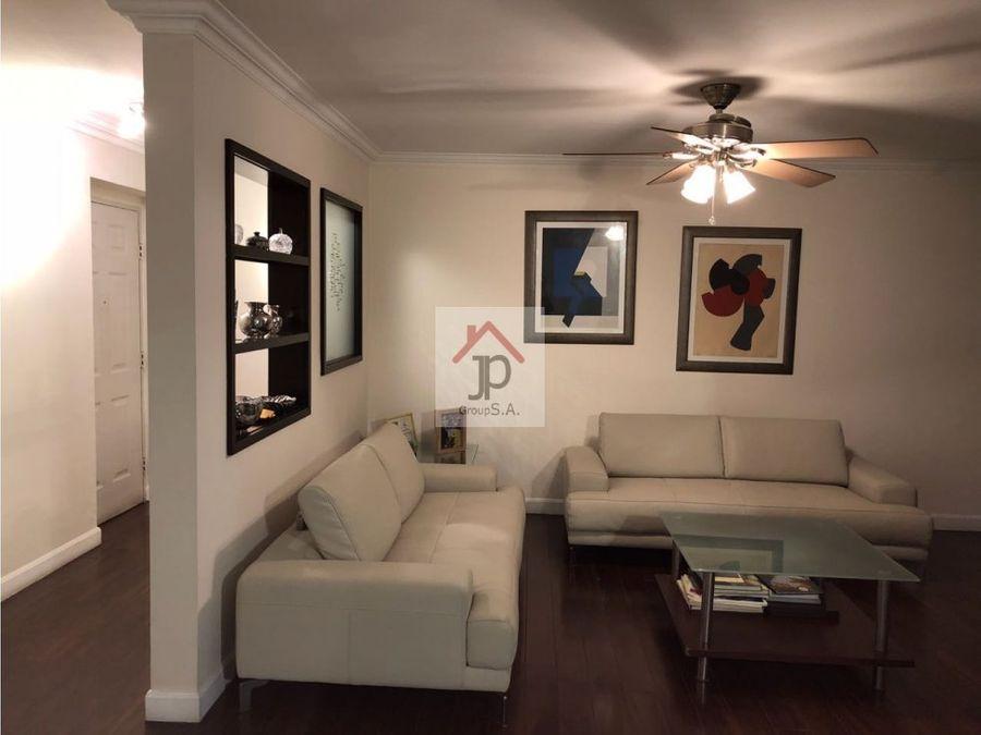 vendo apartamento reformado en punta paitilla