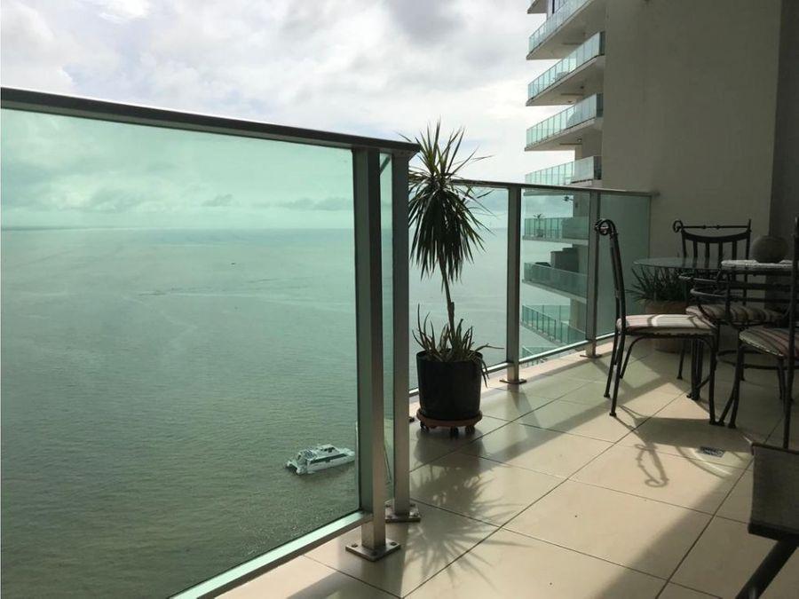 vendo apartamento en oasis frente al mar