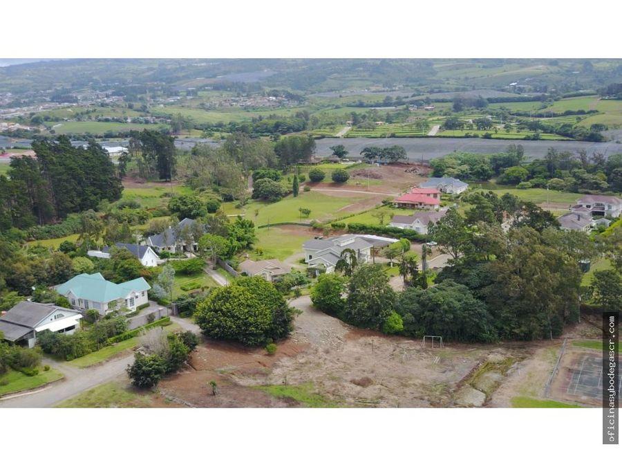 lote residencial en venta