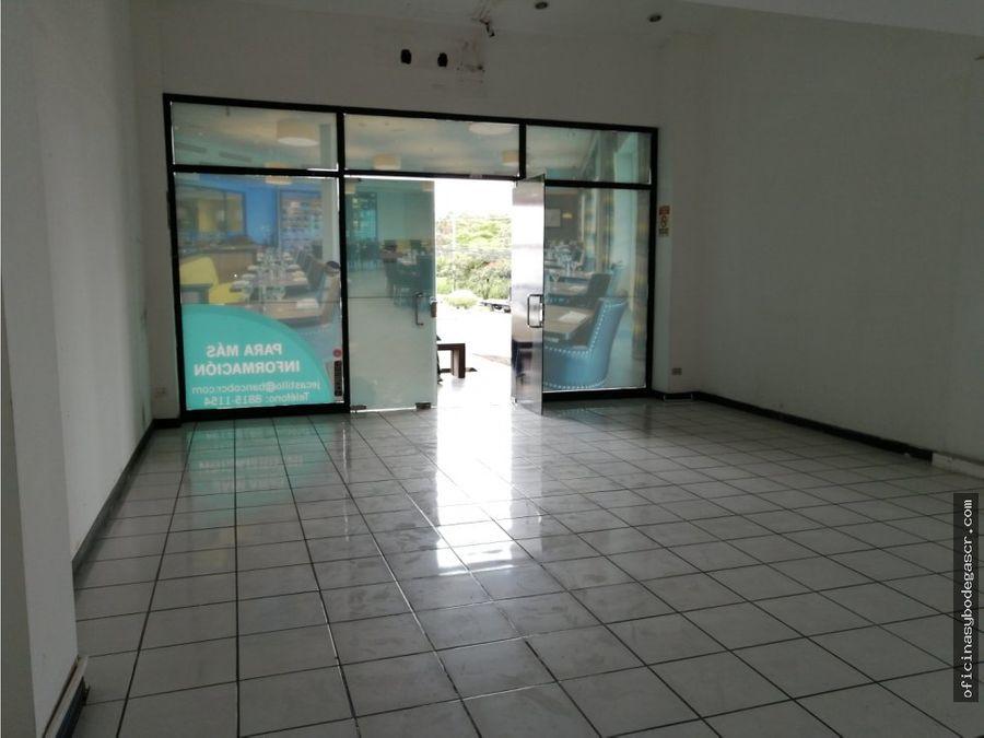 local comercial en alquiler en escazu